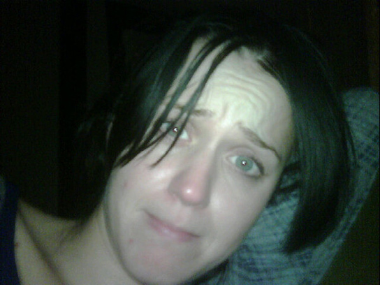 New Year's gift to all the ladies out there, Katy Perry with no makeup: