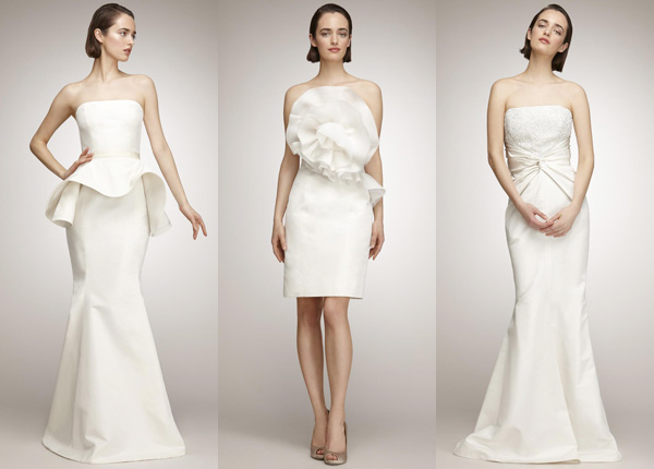 isaac mizrahi wedding dresses