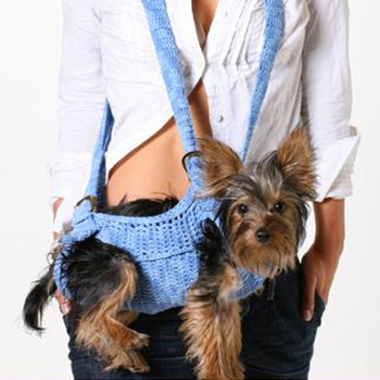 Thumbs Down On Dog Sling Life S Important Things