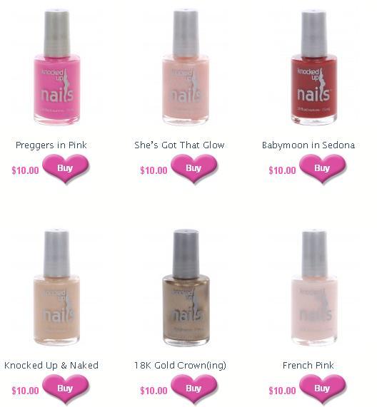 nail polish allergy #11